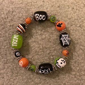 Women's Two's Company Halloween Bracelet